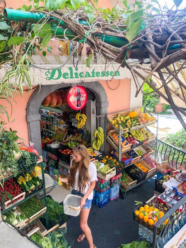 Positano Market