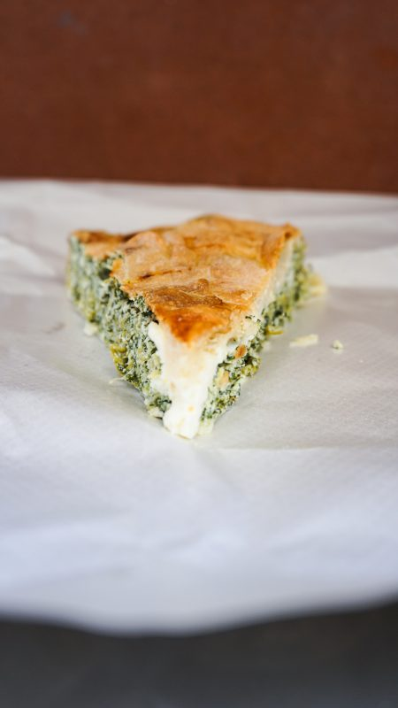 Spinach Torte Italy