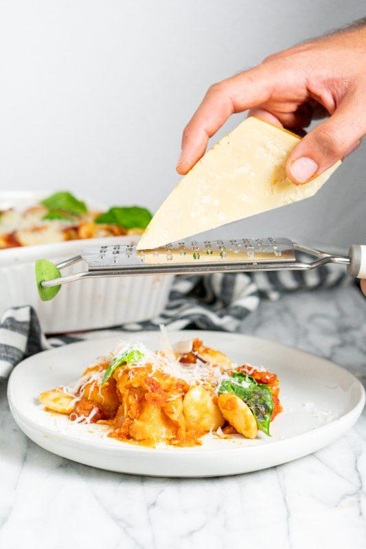 Trader Joe's Cauliflower Gnocchi Casserole